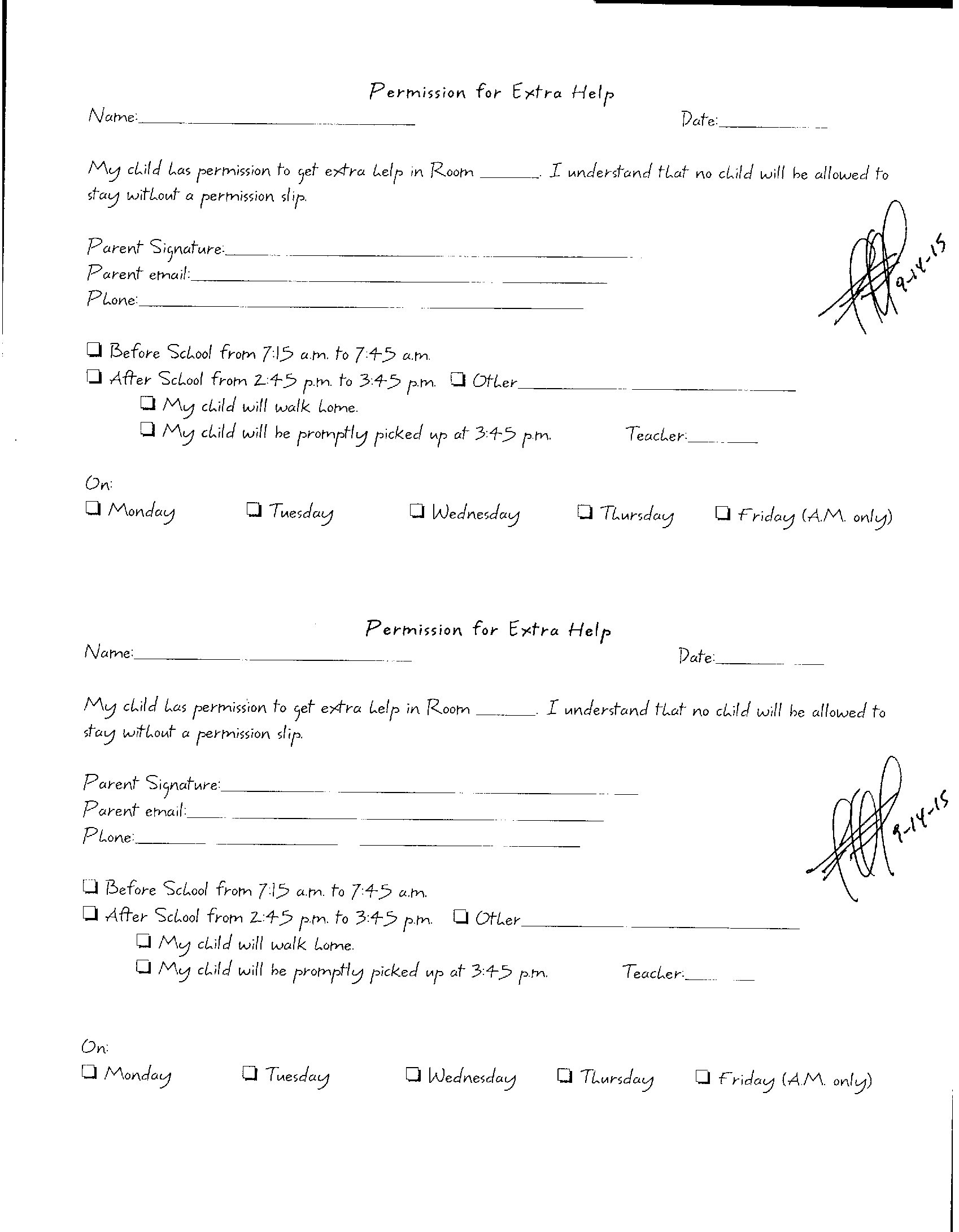 Medical Authorization Letter For Child travel consent letter – Permission to Travel Letter Template